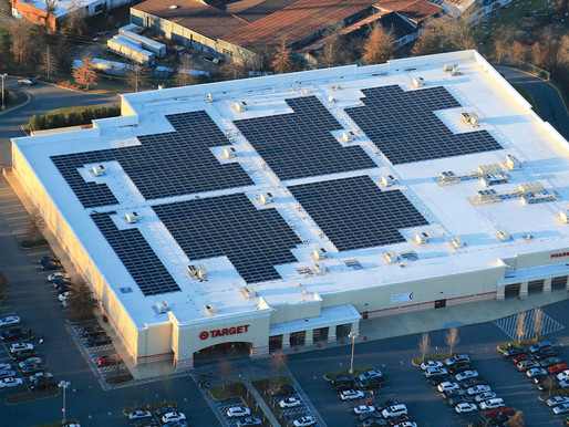 Target Reaches 500 Solar Powered Stores