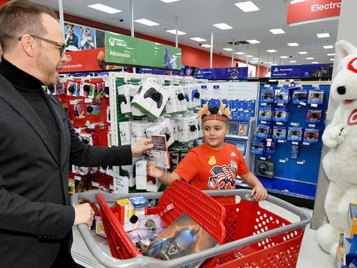 Target Celebrates 10 Years of Heroes & Helpers