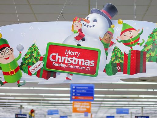 Walmart Initiates Early Holiday Shopping Season