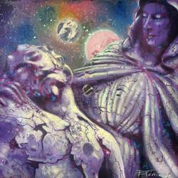 """""""La Pieta Galaxy"""""""
