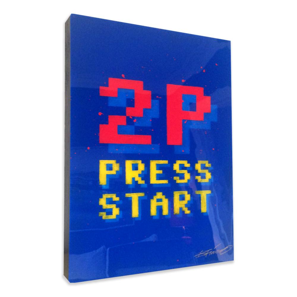 """2P Press Start"""