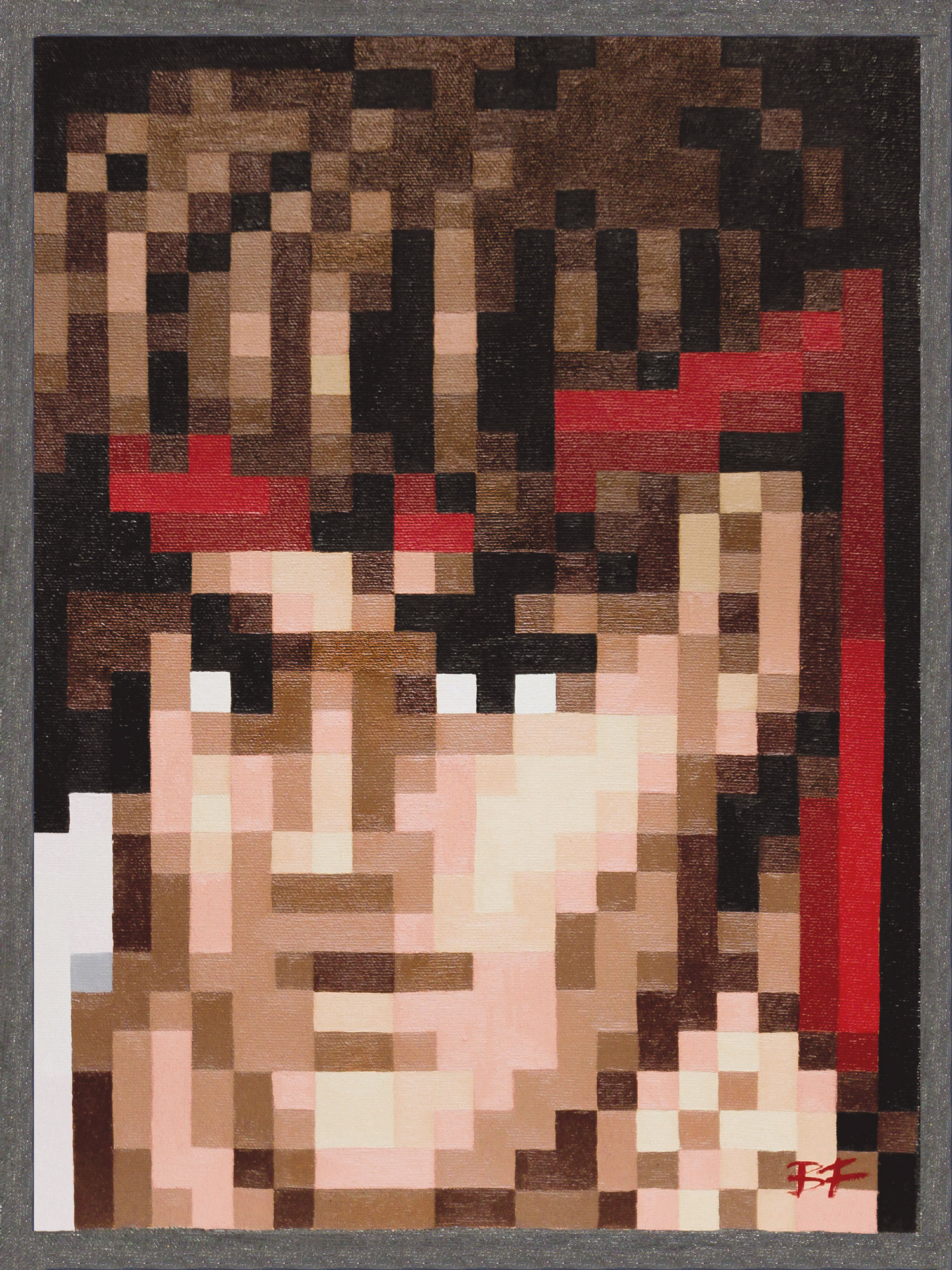 Ryu Pixel Perfect Portrait
