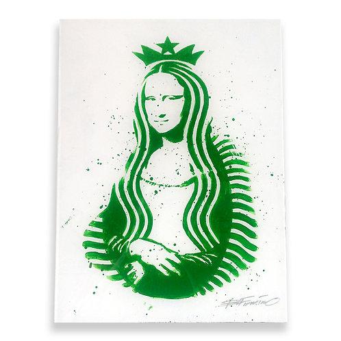 Lady Starbucks