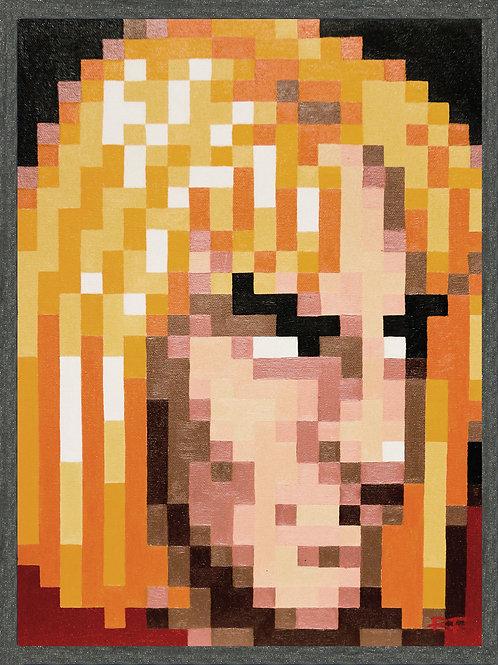 Ken Pixel Perfect Portrait