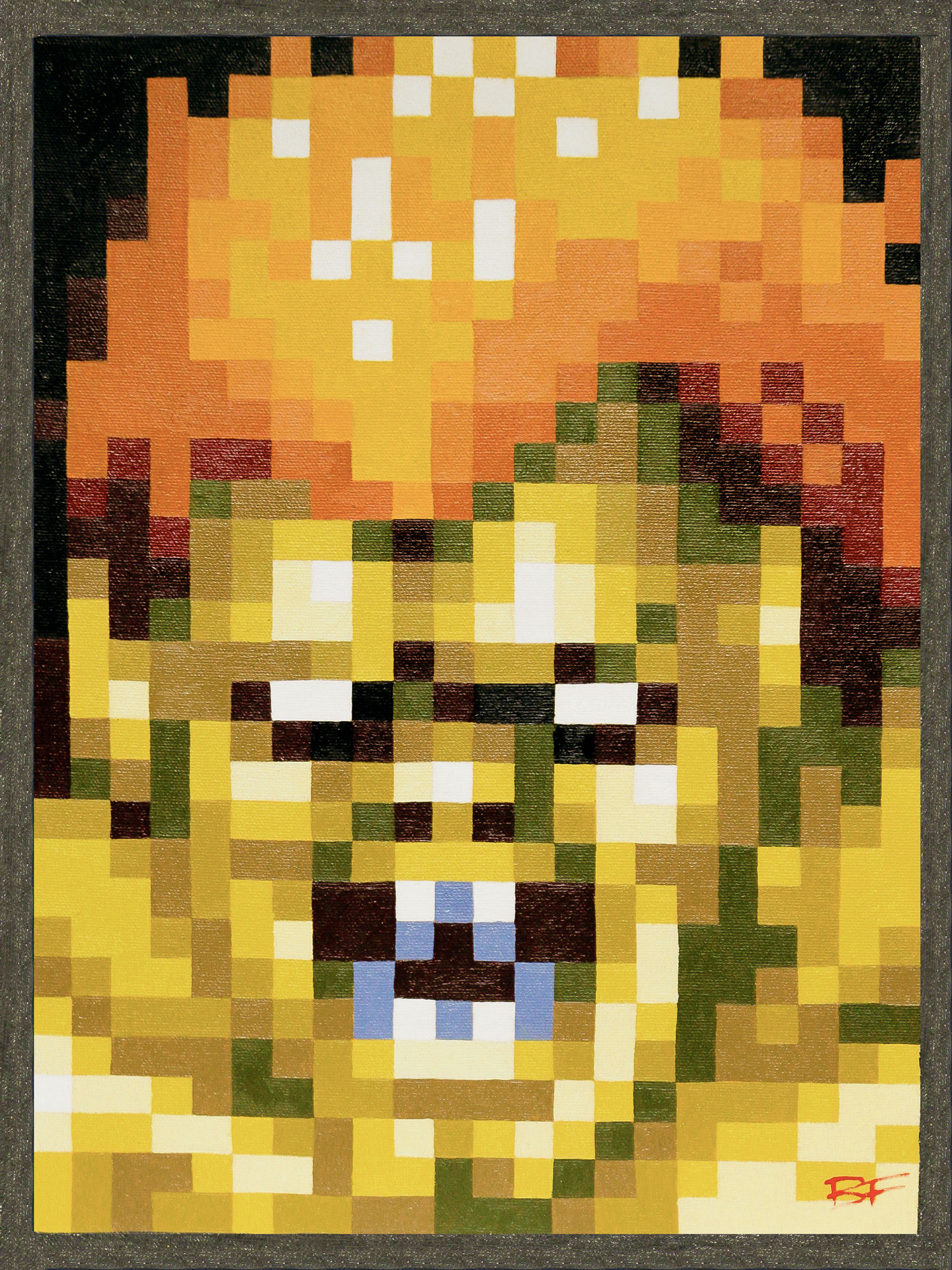 Blanka Pixel Perfect Portrait