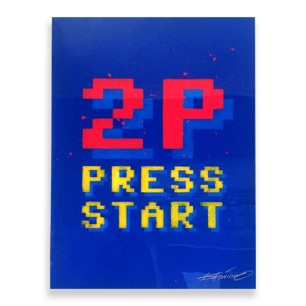 2P Press Start