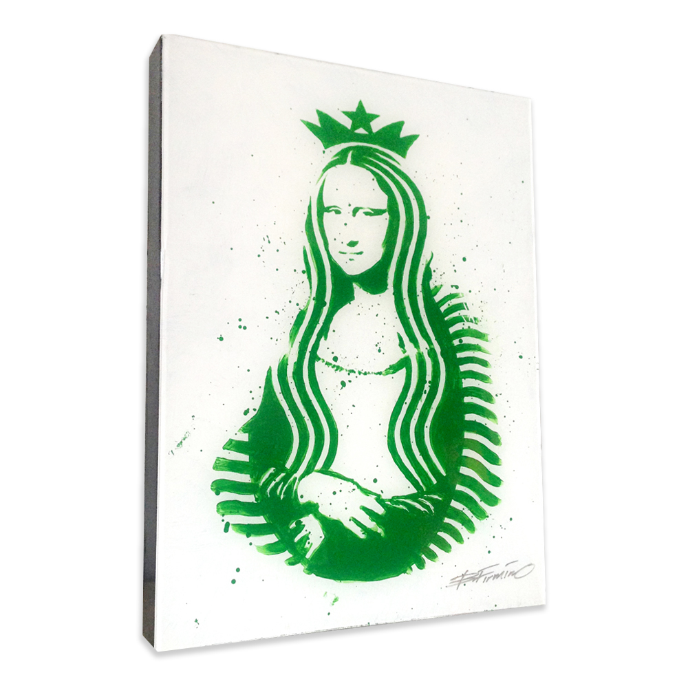 """Lady Starbucks"""