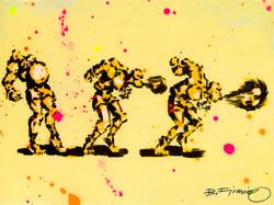 Dhalsim Animation