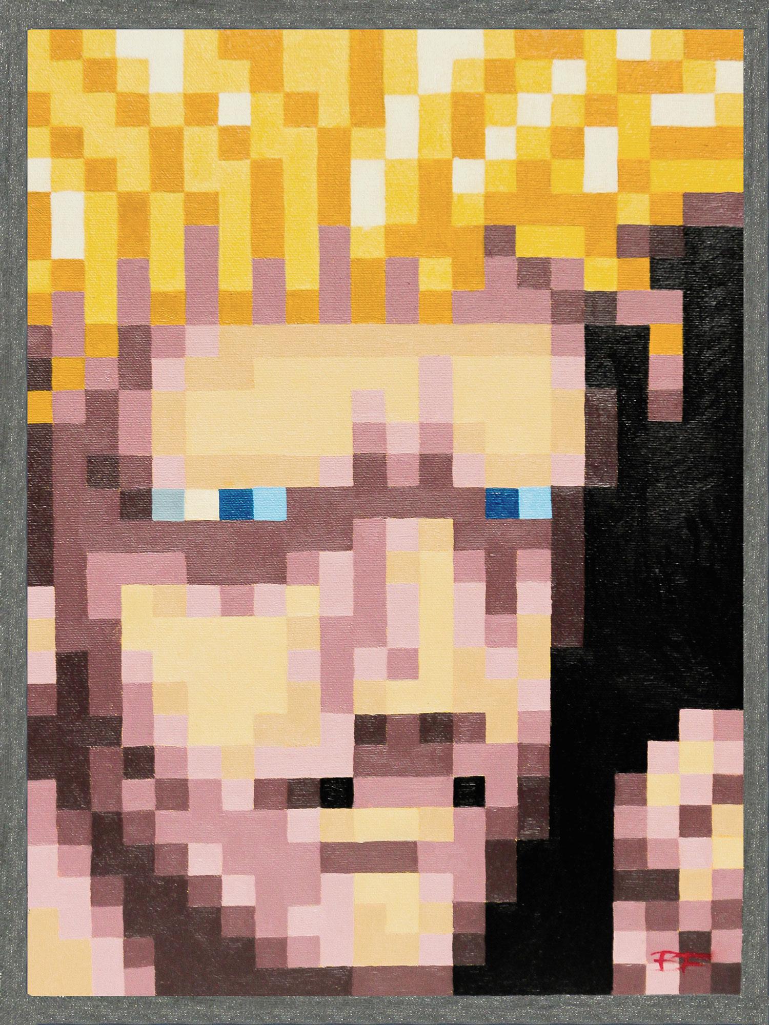 Guile Pixel Perfect Portrait