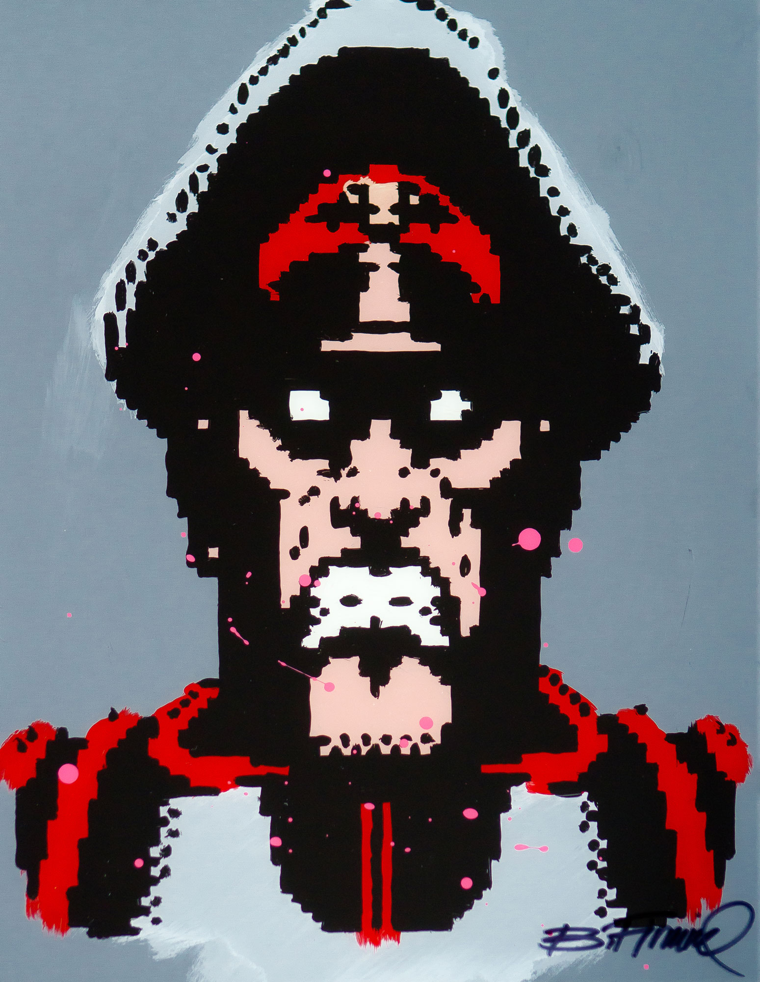 M.Bison Turbo Portrait