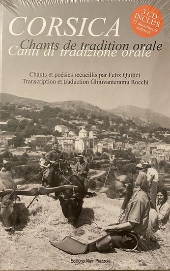 CORSICA - Chants de tradition orale