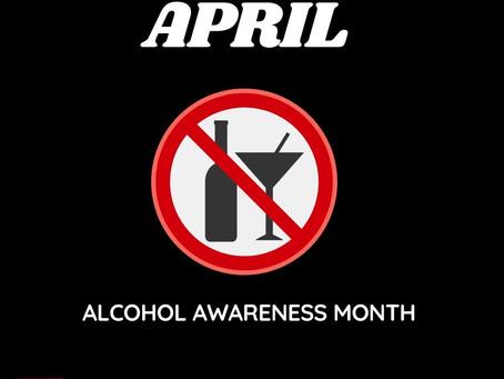National Alcohol Awareness Month
