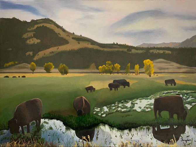 The Gathering at Yellowstone