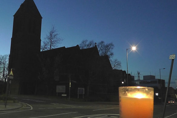 Church and Candle - 5.JPG