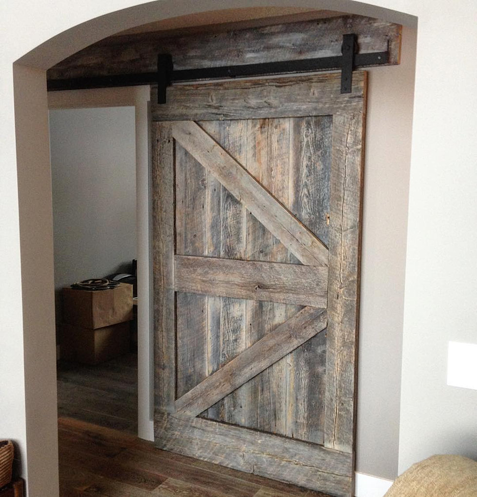 Furniture barn doors los angeles the mod barn for Reclaimed wood furniture los angeles