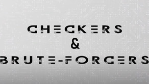 CHECKERS AND BRUTE-FORCERS?