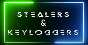 WHAT ARE STEALERS & KEYLOGGERS ?
