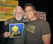 Caroll Spinney - _Big Bird_ & _Oscar the
