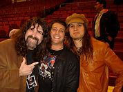Mick Foley (WWE) & Dave Lude (Tesla).JPG
