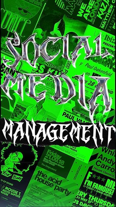 music social media agency