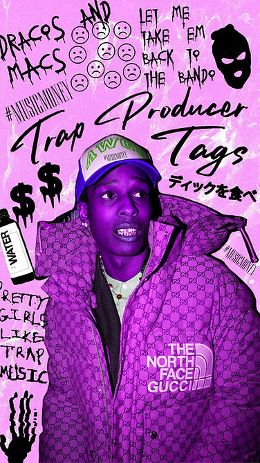 trap producer tags and the best rap producer tags