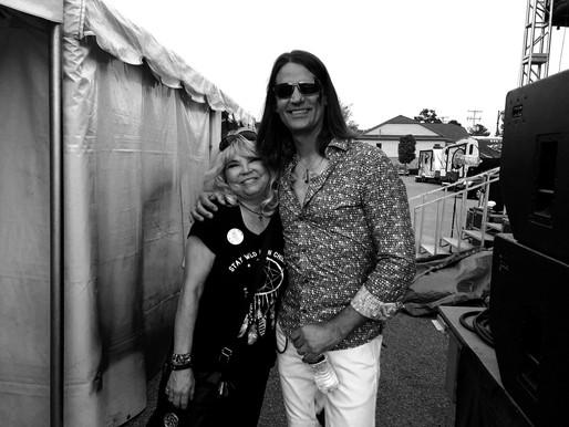 """""""I am 65 years old I believed in a dream a feeling in my heart"""" #musicmoney x Helen DeBaker Vorce"""
