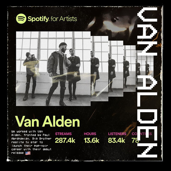 Music Marketing Companies