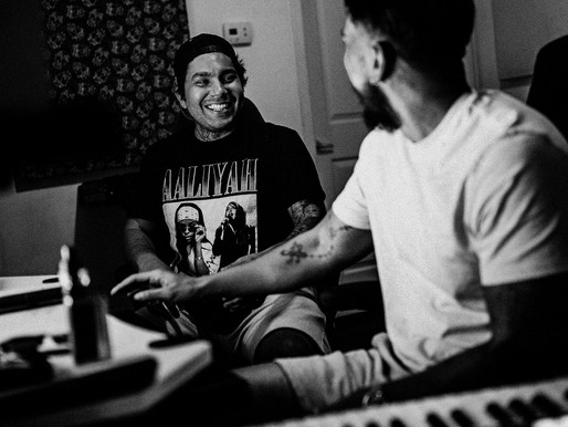 #musicmoney chats to Arizona house pioneers @qvntro to hear about their new anthem SkinnyDip It