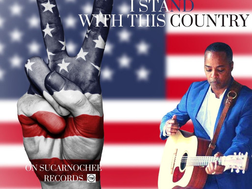 Atlanta Country Superstar Carl Ray brings his incredible new single I Stand With This Country