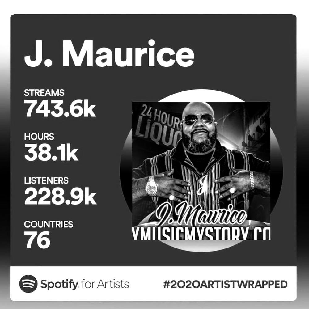 @therealjmaurice x #musicmoney