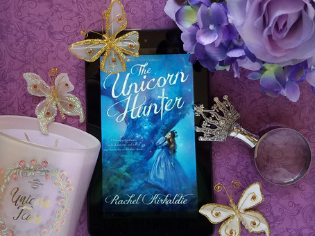Must Reads: The Unicorn Hunter  by Rachel Kirkaldie