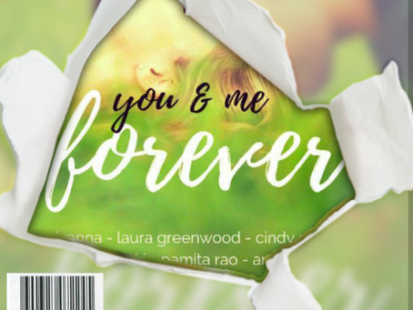 Cover Reveal! You & Me, Forever