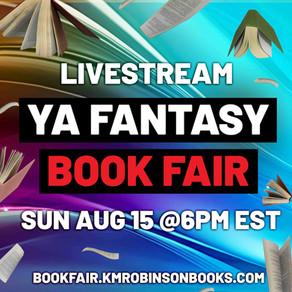 YA Book Fair!