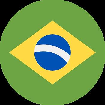 Estou no Brasil
