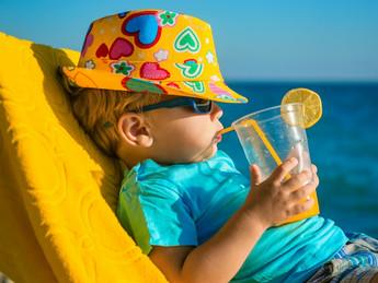 Como prevenir a Hipertermia quando vamos à praia e aos parques?