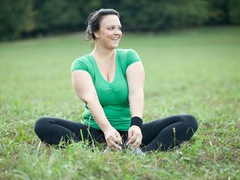 A prática de exercícios melhora a saúde de pessoas obesas mesmo que elas não emagreçam
