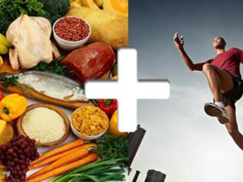 O que fazer, dieta, exercícios ou os dois?