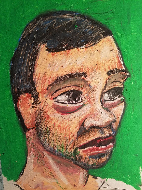 Blind Portrait Facilitation (Phone)