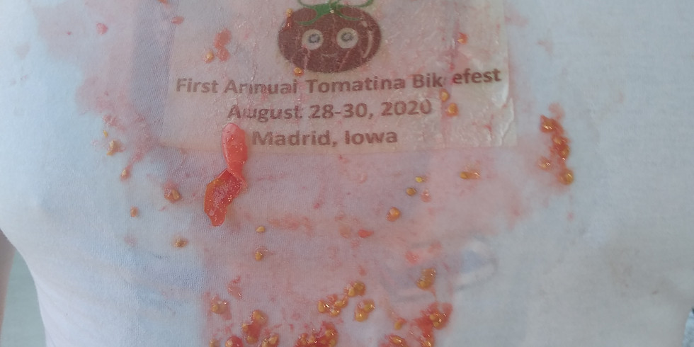 2021 Tomatina Ride (2nd Annual)