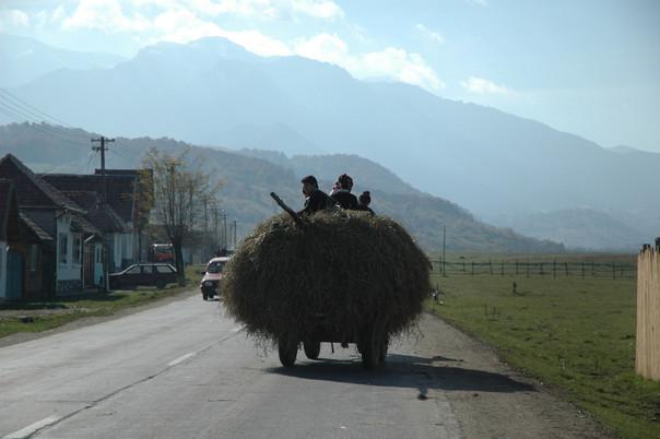 Transylvanien, Rumänien