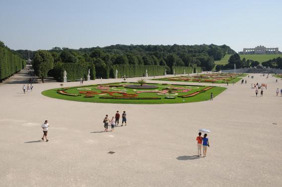 Schönbrunn I 50 x 70 cm Inköpt av Västra Götalands Regionen