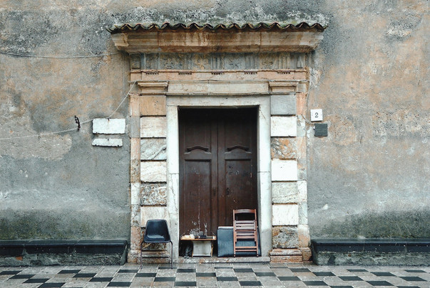 Taormina, Sicilien