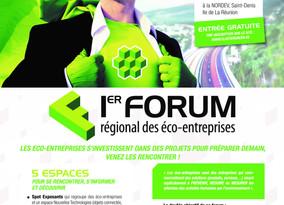 1er Forum Eco Entreprises