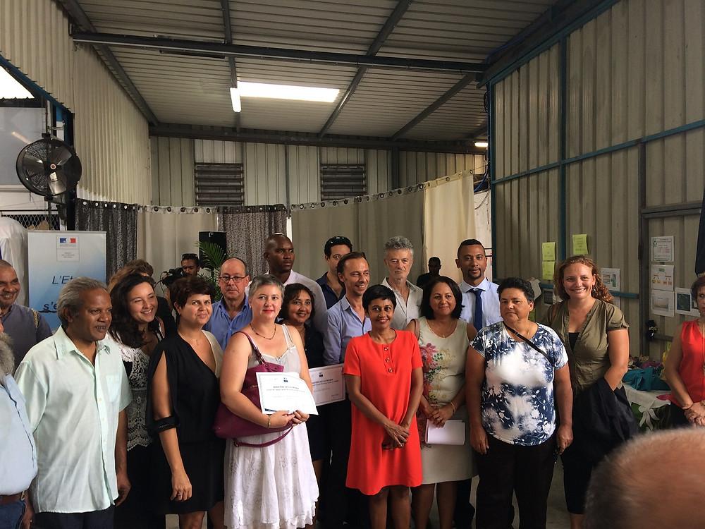 lauréats ESS Ministere Outre mer