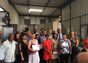 Les Lauréats 2016 de l'Economie Solidaire  et Sociale du Ministère des Outre-mer