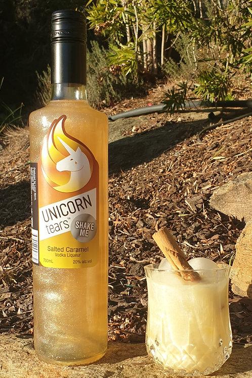 Unicorn Tears - Salted Caramel Vodka Liqueur