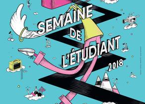 La Semaine de l'étudiant 2018 à Toulouse