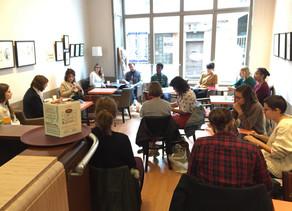 1er meeting du Prix Capitoul - Droit d'auteur