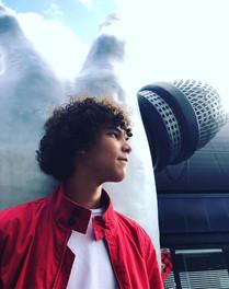 Cain doet mee met het nieuwe seizoen van The Voice Kids!