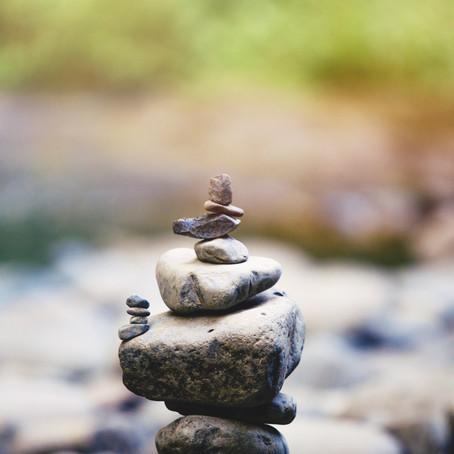 Vier Wege in deine innere Mitte